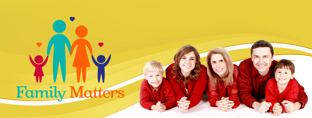 Family Mental Health Support Banner