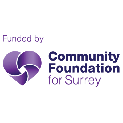 Community Foundation for Surrey sponsorship logo