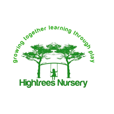 High Trees Nursery sponsorship logo