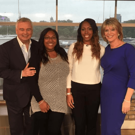 The Lucy Rayner Foundation charity featured on Good Morning Britain TV