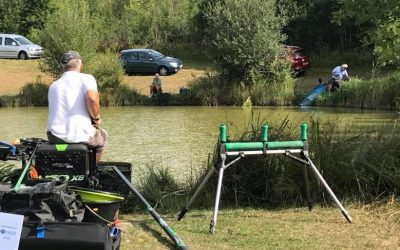 Fishing Competition at Worwick Wold Waters on 4th August