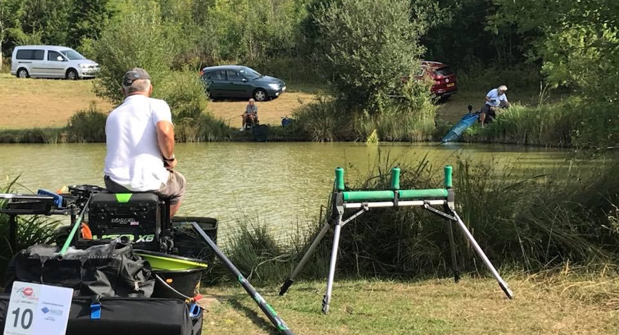 Fishing match in aid of the Lucy Rayner Foundation