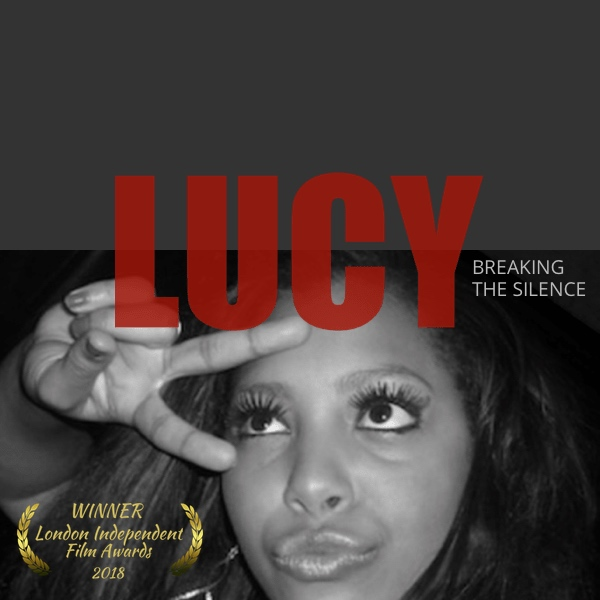 Lucy - Breaking the Silence film poster
