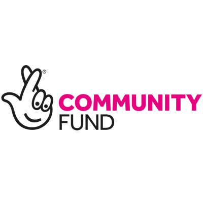 Community Fund from the National Lottery logo