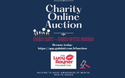 Charity Online Auction – 1st to 6th December